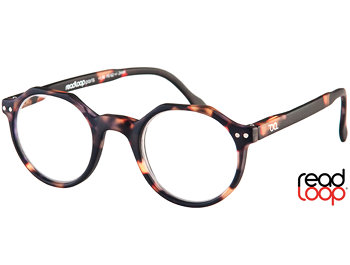 Hurricane (Tortoiseshell) Retro Reading Glasses - Thumbnail Product Image