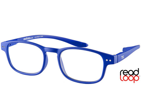 Manta (Blue) Classic Reading Glasses - Thumbnail Product Image
