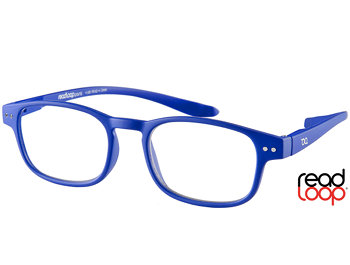 Manta (Blue) Classic Reading Glasses