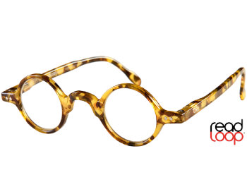 Legend (Honey Pearl) Retro Reading Glasses - Thumbnail Product Image