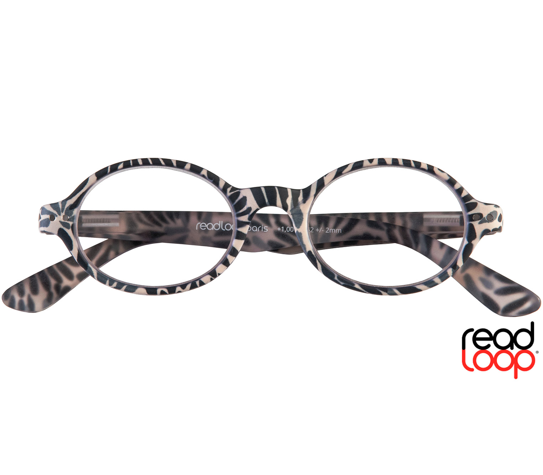 Folded - Wild (Zebra)