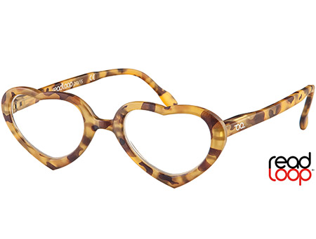 Flamingo (Honey Pearl) Fashion Reading Glasses - Thumbnail Product Image