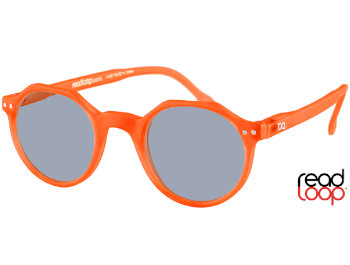 Oasis (Orange) Retro Sun Readers - Thumbnail Product Image