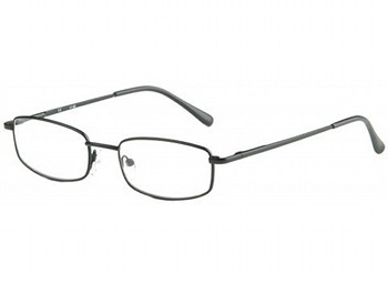 Manhattan (Black) Classic Reading Glasses
