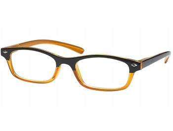 Tango (Orange) Retro Reading Glasses