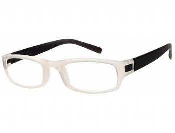 Lucca (White) Fashion Reading Glasses