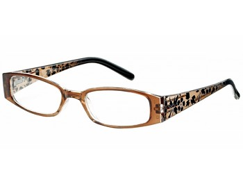 Primrose (Brown) Fashion Reading Glasses