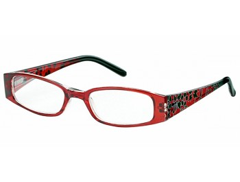 Primrose (Red) Fashion Reading Glasses