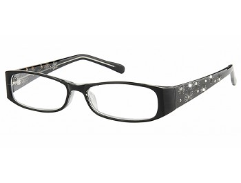 Sienna (Black) Fashion Reading Glasses