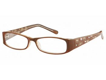 Sienna (Brown) Fashion Reading Glasses
