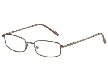 Manhattan (Brown) Classic Reading Glasses