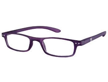 Bromley (Purple) Classic Reading Glasses