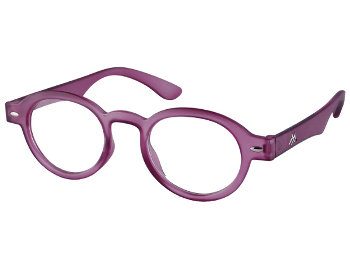 Pimlico (Pink) Retro Reading Glasses