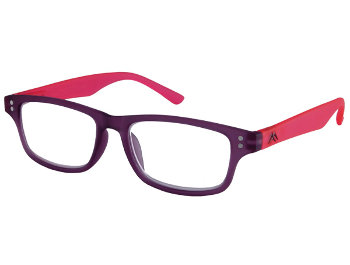 Elliott (Purple) Classic Reading Glasses