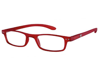 Bromley (Red) Classic Reading Glasses