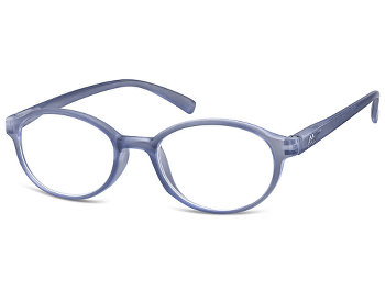 Clifton (Blue) Retro Reading Glasses