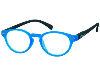 Electric (Blue) Retro Reading Glasses