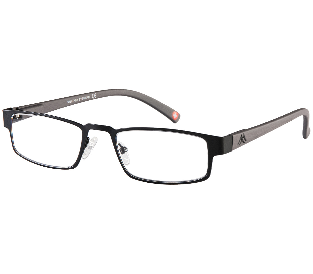 Melbourn (Black) Classic Reading Glasses