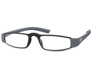 Merriott (Grey) Classic Reading Glasses