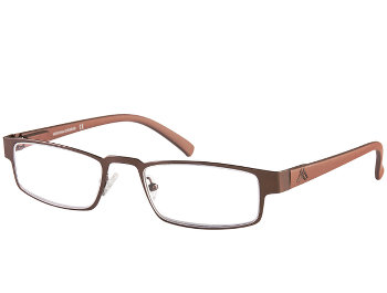 Melbourn (Brown) Classic Reading Glasses - Thumbnail Product Image
