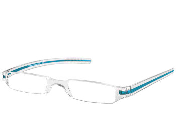 Soda (Blue) Tube Reading Glasses - Thumbnail Product Image
