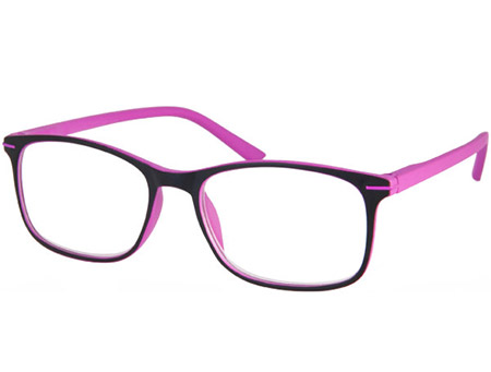 Jazz (Pink) Classic Reading Glasses - Thumbnail Product Image