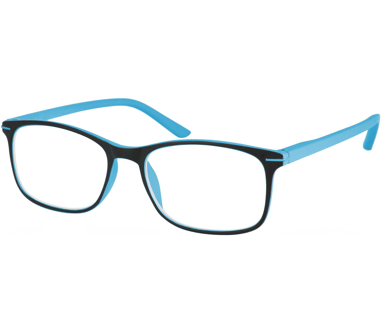 Main Image (Angle) - Jazz (Blue) Classic Reading Glasses