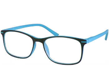Jazz (Blue) Classic Reading Glasses - Thumbnail Product Image