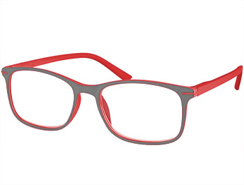 Jazz (Red) Classic Reading Glasses - Thumbnail Product Image