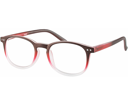 Cosmic (Red) Retro Reading Glasses - Thumbnail Product Image