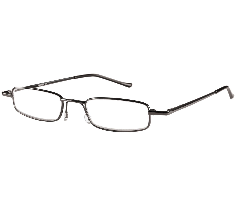 Main Image (Angle) - Cooper (Gunmetal) Tube Reading Glasses