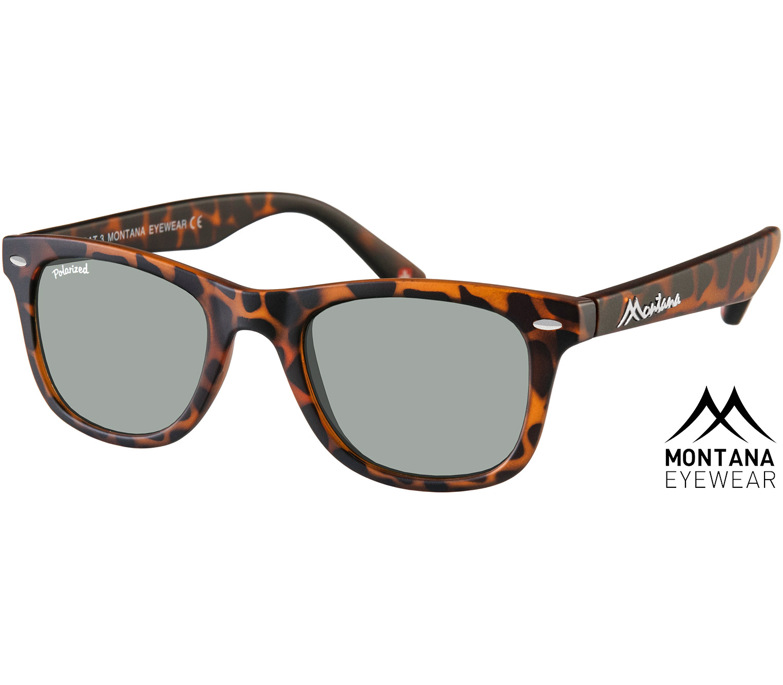Main Image (Angle) - Valencia (Tortoiseshell) Wayfarer Sunglasses