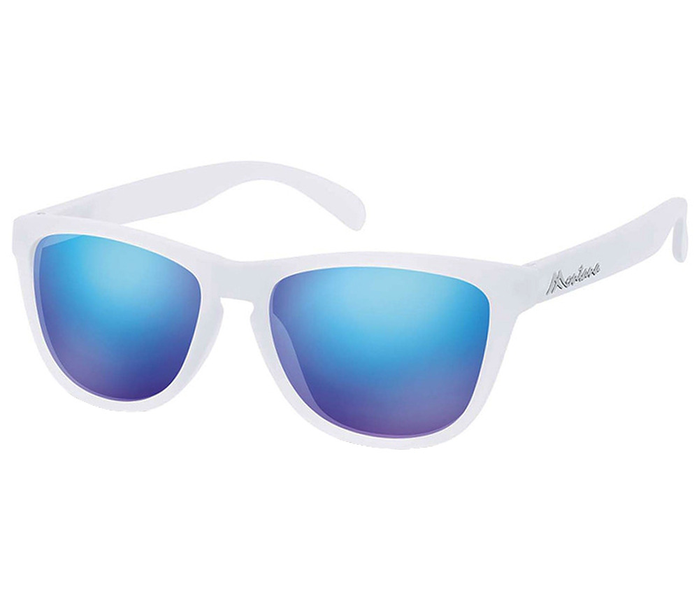 Sky (White) Wayfarer Sunglasses