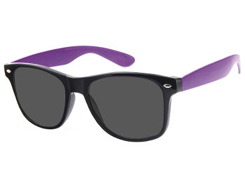 Beach (Black) Wayfarer Sunglasses