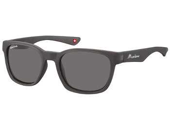 Marbella (Grey) Wayfarer Sunglasses