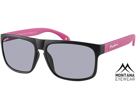 Radar (Pink) Retro Sunglasses - Thumbnail Product Image