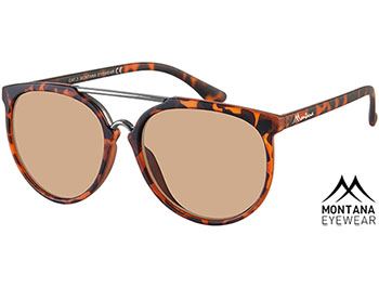 Java (Tortoiseshell) Retro Sunglasses - Thumbnail Product Image