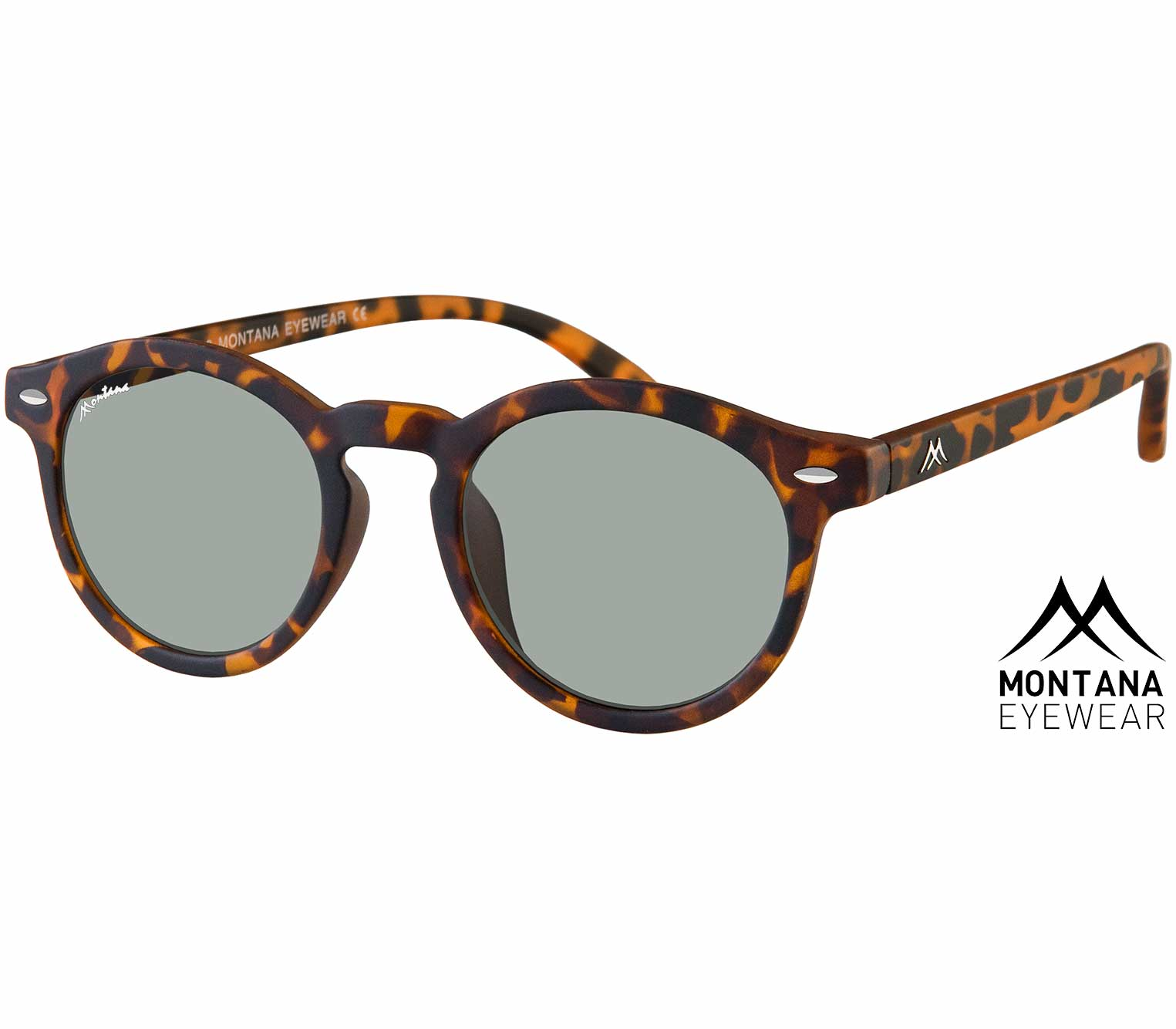Drift (Tortoiseshell) Retro Sunglasses