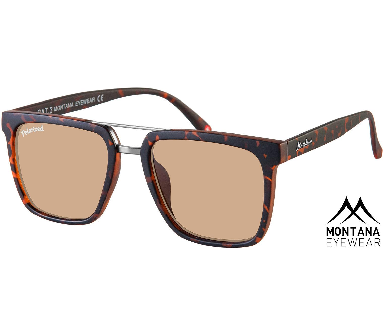 Main Image (Angle) - Toulon (Tortoiseshell) Retro Sunglasses