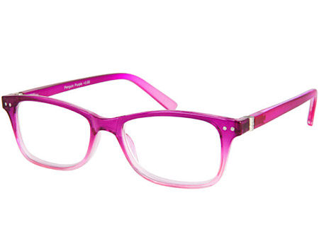 Penguin (Purple) Fashion Reading Glasses - Thumbnail Product Image