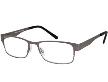 Kendrick (Gunmetal) Classic Reading Glasses - Thumbnail Product Image