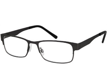 Kendrick (Black) Classic Reading Glasses - Thumbnail Product Image