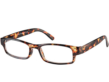 Dash (Tortoiseshell) Classic Reading Glasses - Thumbnail Product Image