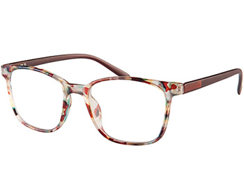 Artist (Multi Tortoise) Retro Reading Glasses - Thumbnail Product Image