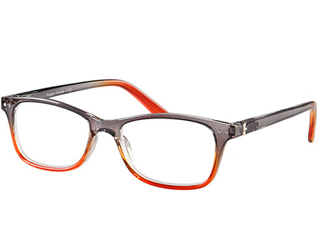 Penguin (Orange) Classic Reading Glasses - Thumbnail Product Image