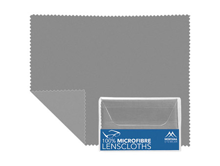 Microfibre Cloth (Grey)