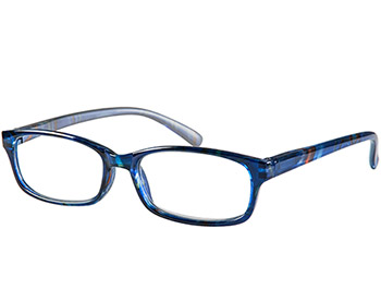 DIsco (Blue) Classic Reading Glasses - Thumbnail Product Image