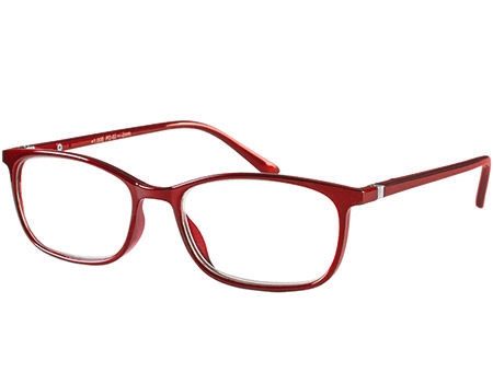 Martini (Red) Classic Reading Glasses - Thumbnail Product Image
