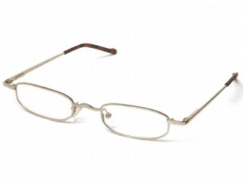 Tokyo (Gold) Value Reading Glasses