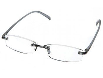 Modena (Grey) Flexible Reading Glasses